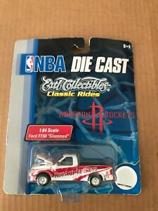 Nba Die Cast Ertl Collectibles Classic Rides Ford F-150 Slammed HOUSTON ROCKETS