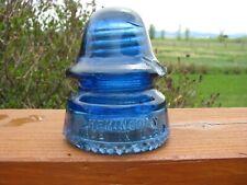 Cobalt Blue HEMINGRAY No 19 Insulator