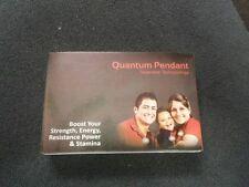 10 pcs. QUANTUM SCALAR ENERGY PENDANT, BIO ENERGY