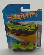 HOT WHEELS (MATTEL) ~ FORMULA STREET (HW CODE Cars '12) ~ 2012 V5541 ~ NEW