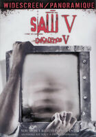SAW V (5) (WIDESCREEN) (BILINGUAL) (DVD)