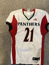 Adidas college football jersey panthers size large #21