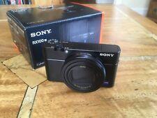 Sony Cyber-shot RX100 VII 20.1MP Compact Digital Camera - Black