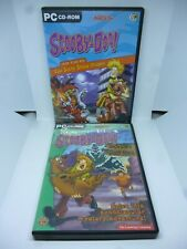 PC CD Rom Scooby Doo Ages 5+ Show down in ghost town Mystery Adventure