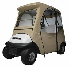 Fairway Club Golf Buggy Fadesafe Precedent Enclosure Cover Short Roof Khaki