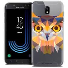 "Coque Housse Etui Pour Samsung Galaxy J5 2017 J530 (5.2"") Polygon Animal Souple"