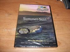 Living Art Summer Surf Audio Video Mood Enhancing DVD For Your TV NEW