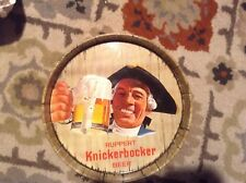 Lot of 4 different beer trays EUC Knickerbacker,Moretti :)great man cave display