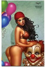"""Grimm Fairy Tales V2 #10 """"It"""" Clown Cosplay Exclusive Variant Cover F"""