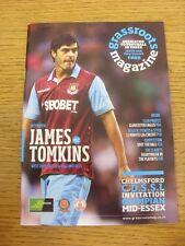 Revista de movilización de May-2011: edición 20-el único domingo Liga de fútbol Magazin