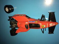 Bburago Ferrari 126 C4 Mansell 1/24 pezzi di ricambio