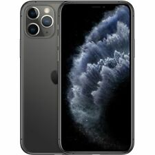 Apple iPhone 11 Pro 64GB In Space Grey