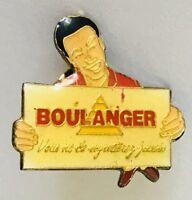 Boulanger Baker Bakery Advertising Pin Badge Rare Vintage (C18)
