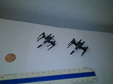 STAR WARS Micro machines Rebel lot - partisan x-wing colors - Rogue One - 2pc