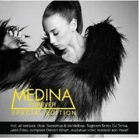 """MEDINA """"FOREVER (SPECIAL EDITION)"""" 2 CD NEU"""