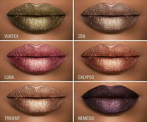 MAYBELLINE Metallic Foil Colour Sensational Lipstick - CHOOSE SHADE - NEW Sealed