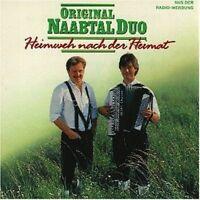 Original Naabtal Duo Heimweh nach der Heimat (1990) [CD]