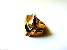 LAPPONIA Finnland Gold Platin Ring Geisir / Geysir ° Design Bjorn Weckstrom