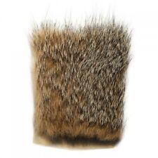 Fox Squirrel Fur Piece for making fishing flies, fly tying, dubbing