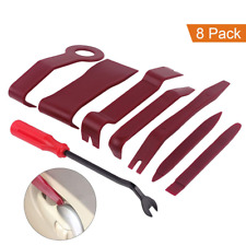 NetBoat Car Trim Removal Tool Auto Door Panel Remove Tool Kit,Strong Nylon Pry