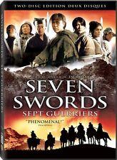 Seven Swords (DVD 2 disc) Donnie Yen NEW