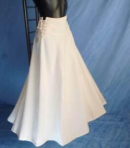 Renaissance Skirt (Natural, Red, Green, Black) - 7070