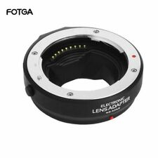 Auto Focus Adapter Ring for Four Thirds 4/3 Lens to Olympus Panasonic Micro MMF3