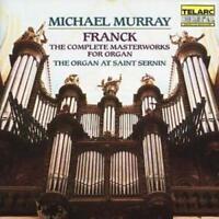 Cesar Franck : Complete Masterworks for Organ, The (Murray) CD 2 discs (2004)