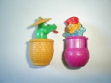 KINDER SURPRISE SET - BELLOWS MAGIC ORIENT 1997 BALG - FIGURES TOYS COLLECTIBLES