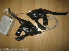 Shimano Acera Ergo Ez Fire 8 & 3,  24 speed cycle / bike gear shifters set