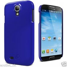 Cygnett Form Slim Glossy Case Cover For Samsung Galaxy S4 - Sapphire Blue NEW