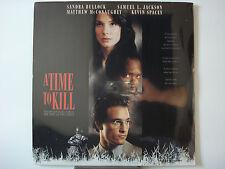 Time to Kill, A 1996 LBX AC-3 LaserDisc NEW Matthew McConaughey Samuel L Jackson