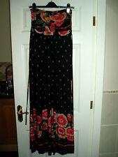 Lovely Ladies Designer AX Paris Size 10 MAXI DRESS