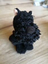 Schlüsselanhänger Nici Bean Bags Hund Terrier black 2000