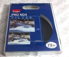 Pro Kenko 72mm Neutral Density ND4 ND-4 ND 4 Glass Lens Filter 72 mm Japan 72