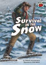 Survival in the Snow (On My Own History)-ExLibrary