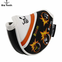 US Ship Small Mallet Putter Cover Headcover for Mid Putters New