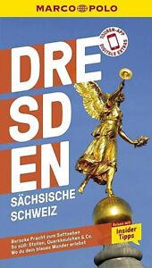 MARCO POLO Reiseführer Dresden, Sächsische Schweiz - Aktuelle Auflage 2020