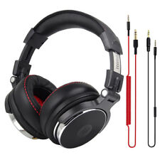 OneOdio DJ Headphone with Adapter-free Stereo One Ear Monitoring Headset