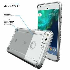 [20pieces/lot] Poetic Affinity【Drop Protection】Case For Google Pixel XL Clear