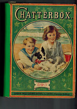 CHATTERBOX ANNUAL 1921