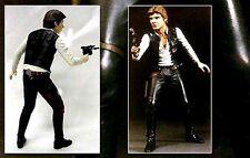 "11""Star Wars Sci-Fi Classic Movies HANSOLO Vinyl Model Kit1/6"
