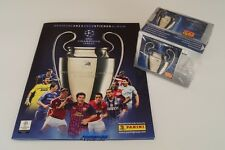 PANINI Champions League 2011/12 Leeralbum + 1 Display Neu/OVP