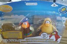Club Penguin Mix 'N Match Series 3 Bard & 12th Fish Costume Mini Figure Set