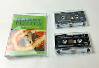 Harry Potter And The Half Blood Prince Audio Book Cassettes - 11 & 12 A/B