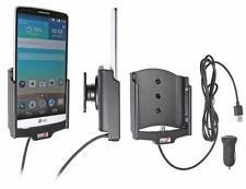 Brodit Gerätehalter für LG G3 (Zig. Anzünderanschluß und USB-Stecker) [521645]