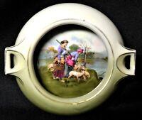 Antique Rare Royal Bayreuth Bavaria (33) Handpainted Bowl Sweet Meat Dish