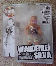 Wanderlei Silva Round 5 world of MMA Champions Figure Xtreme Couture Pride