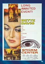 STORM CENTER (1956 Bette Davis) - Region Free DVD - Sealed