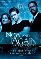Now & Again: The Dvd Edition - 5 DISC SET (2014, DVD New)